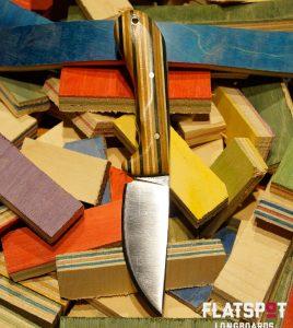 Flatspot Camping Knife, Skate Knife, Skater Made, Flatspot Longbaords, Reuse, Recycle_0000s_0028_#44 Side