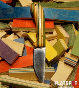 Flatspot Camping Knife, Skate Knife, Skater Made, Flatspot Longbaords, Reuse, Recycle_0000s_0037_#47 Side