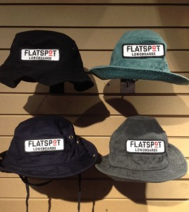 Flatspot Longboards Bucket Hat Family photo