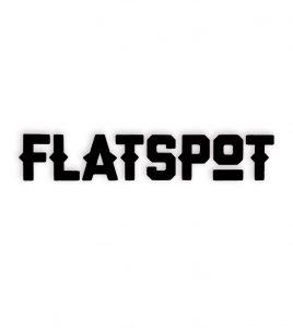 Flatspot_BarLogo2_Decal_BLACK