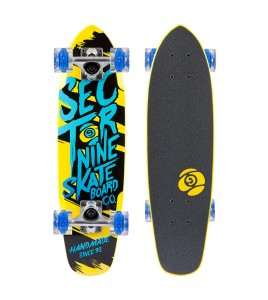 Sector9_SteadyLED_Yellow