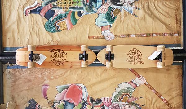 epic Landyachtz Revival Series, Pacific Yew, Ruby Lake, Longboarding, Vancouver Skateshop