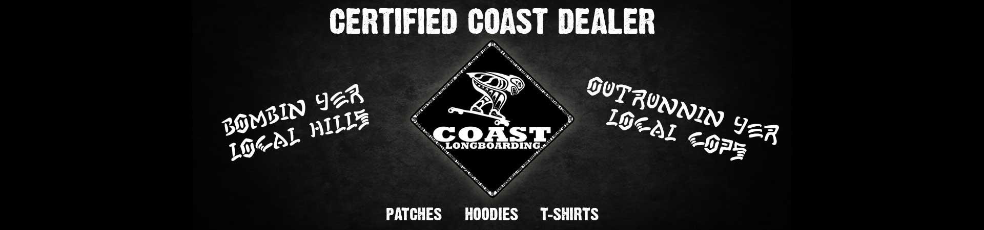 Flatspot Longboard Shop Header