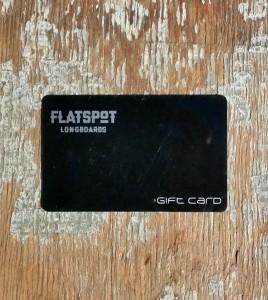 Flatspot GIFT Cards
