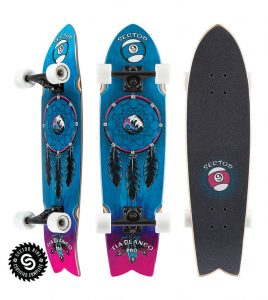 Sector 9 Signature Series Feather Tia Pro Complete