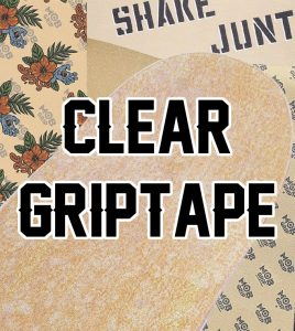 Clear Griptape